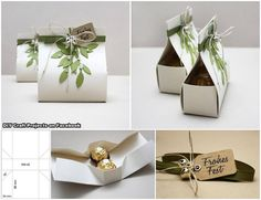 Gift packaging idea - Ferrero Rocher