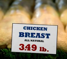 "3 Dirty Chicken Facts Exposed - Learn about what is *really* in your chicken.     ""News of these dangers is going mainstream, too. In a recent New York Times column, Nicholas Kristof outlined the dangers of the industrial poultry system, saying, 'I used to be skeptical of organic, but the more reporting I do on our food supply, the more I want my own family eating organic—just to be safe.' """