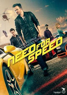 Need for Speed DVD 16,95€
