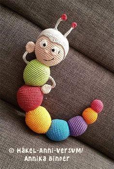 Crochet Game, Crochet For Kids, Knit Crochet, Puppets For Kids, Activity Cube, Crochet World, Baby Feet, Happy Baby, Creative Decor