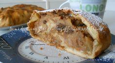 Strudel di mele o Apfelstrudel o struccolo - Ricetta tipica triestina