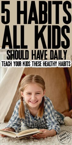 Healthy habits all kids should learn at home. Great habits and skills to prepare students before they grow up. #parenting #parentinghacks #momtips #momadvice #raisingboys #raisinggirls #forparents Good Parenting, Parenting Hacks, Healthy Habits For Kids, Building Self Esteem, Raising Girls, The New School, Bad Habits, Toddler Preschool, Kids Education