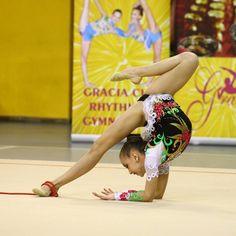 Alexandra Denisa Stoian (Romania), rope 2016