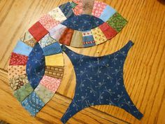Tips for Double Wedding Ring Quilt