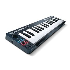 Buy M Audio Keystation Mini 32 MkII USB MIDI Keyboard Controller With Ableton Live Lite Software at Juno Records. In stock now for same day shipping. M Audio Keystation Mini 32 MkII USB MIDI Keyboard Controller With Ableton Live Lite Software