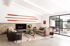 A 1960s House in Hollywood Hills Gets a Modern Update Photos | Architectural Digest