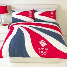 Team GB Dynamic Bed Linen    Now Reduced !!