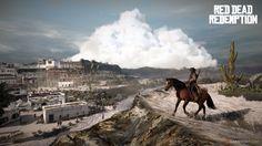 Red Dead Redemption - Landscape