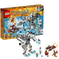 Sale Preis: Lego Legends of Chima 70223 - Icebites Klauen-Bohrer. Gutscheine & Coole Geschenke für Frauen, Männer & Freunde. Kaufen auf http://coolegeschenkideen.de/lego-legends-of-chima-70223-icebites-klauen-bohrer  #Geschenke #Weihnachtsgeschenke #Geschenkideen #Geburtstagsgeschenk #Amazon