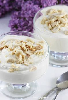 Snack Recipes, Dessert Recipes, Snacks, Desserts Around The World, Baking Basics, Cheat Meal, Polish Recipes, Wonderful Recipe, Food Porn