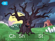 Halloween game design, Martin Wickstrom