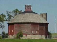 Old Randall Rd barn...still missed. ..
