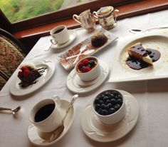 Ready for dessert? The Napa Valley Wine Train