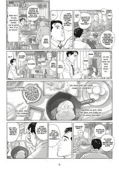Les rêveries d'un gourmet solitaire. New work by Jirô Taniguchi. March 2016, Casterman