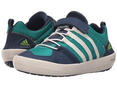 adidas Outdoor Kids Climacool Boat CF (Little Kid/Big Kid)