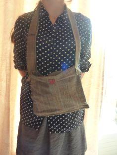 un joli petit sac pour petit et grand ! par moi