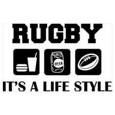 The Rugby season is here ! Rugby Sport, Rugby League, Rugby Players, Rugby Rules, Rugby Pictures, Rugby Poster, Rugby Girls, Womens Rugby, Mugs