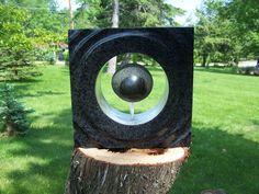 Ripple Abstract Stone Sculpture