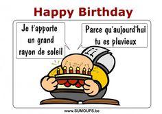 ... anniversaire Drôles, Citations D'anniversaire Drôles et Joyeux