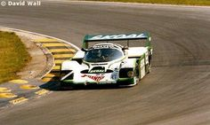 RSC Photo Gallery - Brands Hatch 1000 Kilometres 1984 - Porsche 962 no.55 - Racing Sports Cars