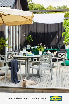 With summer just around the corner, it's almost time to get back outdoors and start enjoying the long evenings and sunny weather. Whether you want to turn your balcony into a beer garden, your lawn into an outdoor BBQ area or your patio into an outdoor cinema garden, make sure your outside space is the place to go.