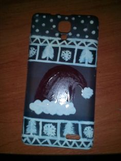 Phone chtistmas case