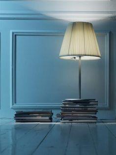 Xxlsoft stołowa (Ecru) - Vesoi | Designerskie Lampy & Oświetlenie LED