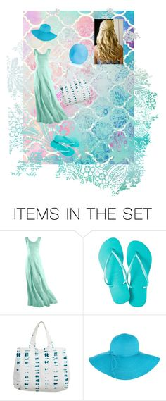 """""""Breezy beach day"""" by jiggles2003 ❤ liked on Polyvore featuring art"""