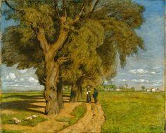 Hans Thoma (Deutscher Maler, 1839-1924)