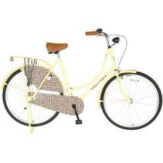 28 inch Hollandia City Leopard Women s Cruiser Bike 6e55f467bf7