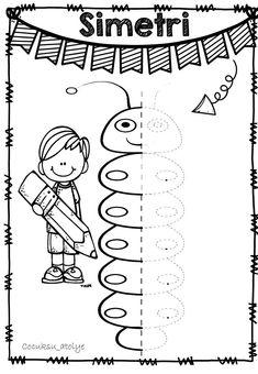 Occupational Therapy Activities, Toddler Learning Activities, Preschool Activities, Teacher Worksheets, Kindergarten Worksheets, Kids Education, Pre School, Fine Motor, Clip Art