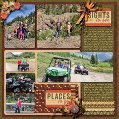 Sights to See by Txcorey using Words and Pictures Templates 6
