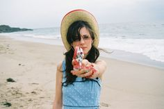 I love Zooey, this is why.
