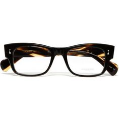 OLIVER PEOPLES Semi-Square Optical Glasses