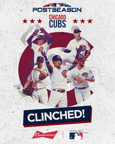 28ed453d5 Four straight years of October baseball. The Cubs are comin.  CLINCHED  Clemson Baseball