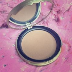 Too Faced chocolate soliel matte bronzer Swatched once. Full size. No box. The packaging isn't in excellent condition as you can see. I had it in my makeup bag but never used. Too Faced Makeup Bronzer