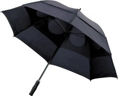 Storm-proof vented umbrella