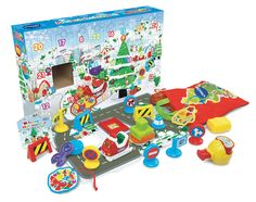 Vtech Toot Toot Advent Calendar // Calendar Countdown x Christmas Toys, Christmas Decorations, Vtech Baby, Advent Calendars For Kids, Top Toys, Toot, Weird And Wonderful, Christmas Countdown, Toy Chest