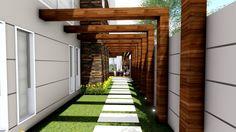 Pergola For Small Backyard