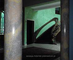 secesja stucco marmo Adamkk www.pieknestiuki.pl