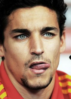 Yum... Jesus #Navas    #eyes