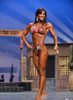 Tara Ramos 5th Felicia Romero Pro 2014 Fitness Class