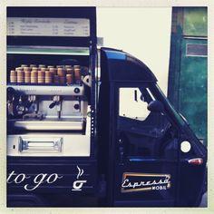 espresso to go, photocredit andrea pickl Espresso, To Go, Espresso Coffee, Espresso Drinks