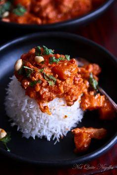 Recipe:  West African Chicken & Peanut Stew