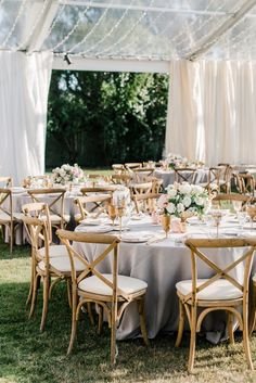 Featured Photographer: Anna Delores Photography; Wedding reception idea.