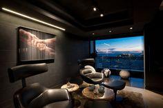 Skyfall Apartment by Studio Omerta