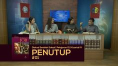 """PENUTUP"" | Diskusi Sekolah Sabat, Pel #01 Kwartal IV 2016"