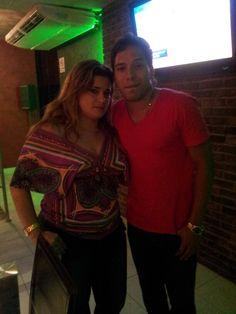 Con Thiago (CESAR YTHIAGO)
