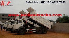 beiben trucks in congo. http://www.beiben-trucks.com/Beiben-6-4-dump-truck_c62