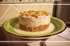 Porridge Yogurtcake – ilfornodiolly Tortilla Sana, My Favorite Food, Favorite Recipes, Sweet Recipes, Healthy Recipes, Healthy Food, Good Food, Yummy Food, Yogurt Cake